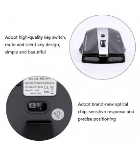 Tracer Mouse & Keyboard Colorado RF Nano green 46156
